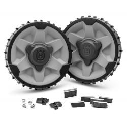 kit roues pour terrain pentu ou accidenté