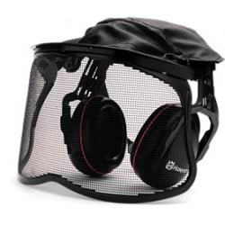Visière de protection et casque anti-bruit GRANIT