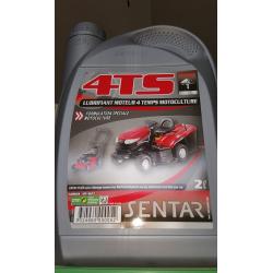 Huile moteur B4TS 15w40